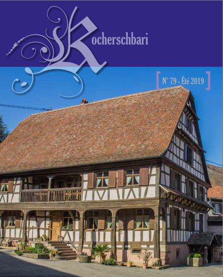 Kocherschbari – Rétrospective Schnersheim