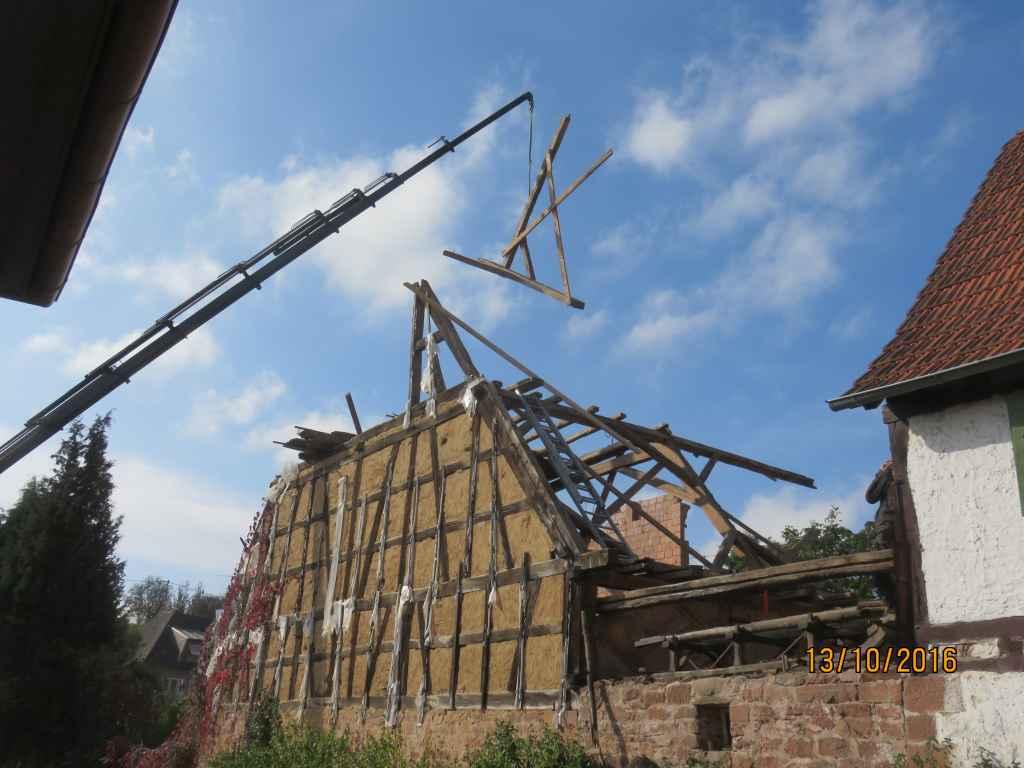 Les maisons à colombages alsaciennes, un patrimoine en péril