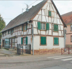 L'affaire de la Maison Greder à Geudertheim