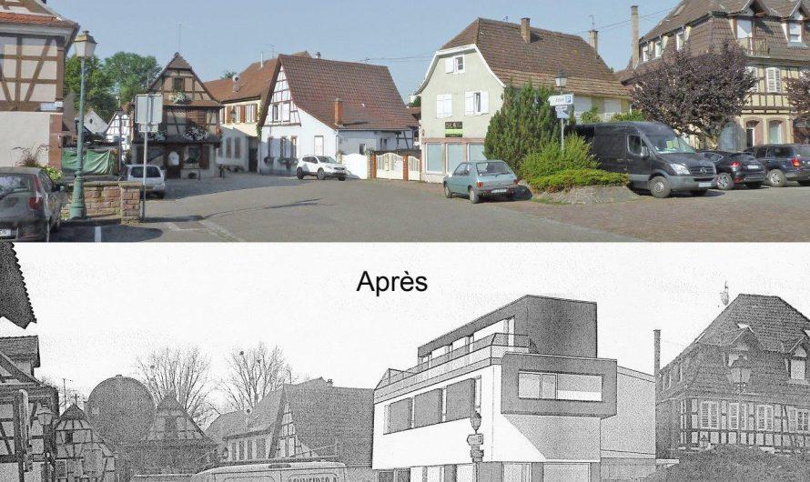 Urbanisme : une aberration de plus à Brumath ?