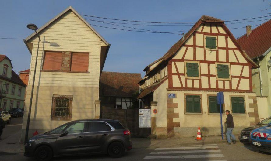 Hochfelden : un projet de parking au détriment du patrimoine ?