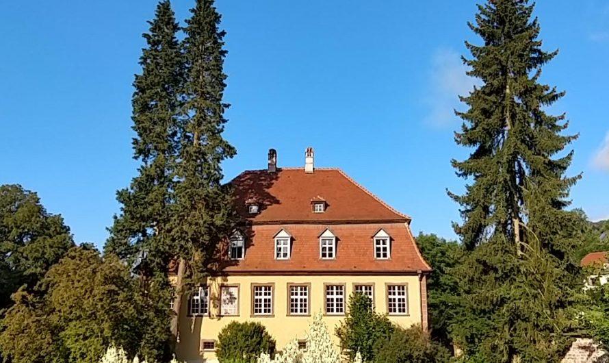Venez découvrir le Manoir des Fleckenstein à Lembach